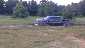 Ford Trucks Mudding Lifted - big lifted ford f150 mud hole 35 inch trail grapplers youtube