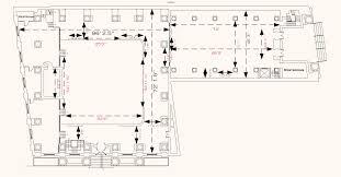floor plans capitale ground floor
