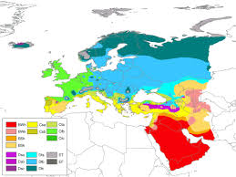 Europe Temperature Map Updated Köppen Geiger Climate Map Of The World