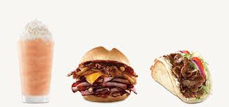 who is the spokesperson for arbys 2015 mega share movie arby s limited time