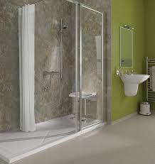 walk in shower glass doors small bathroom tile walkin shower black porcelain futuristic