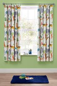 Jungle Blackout Curtains Buy Jungle Blackout Pencil Pleat Curtains From The Next Uk Shop