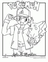 pokemon colouring pages printable crafts print