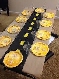 construction party supplies best 25 construction birthday ideas on