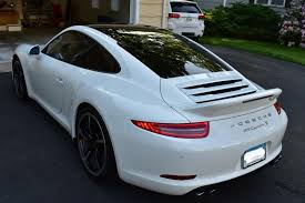 lexus houston cpo 2015 991 1 carrera s 7mt 1 950 miles sport design edition