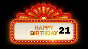 geburtstagssprüche 21 herzlichen glückwunsch zum geburtstag 21