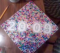 graduation caps for sale 46 best graduation glitz images on graduation ideas