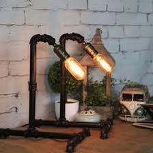 Steel Pipe Desk by Discount Vintage Industrial Desk Lamps 2017 Vintage Industrial