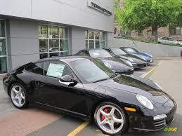 porsche coupe black 2010 porsche 911 carrera 4s coupe in black 720406 jax sports