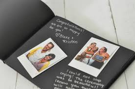 photo album paper black page albums black is the new black the blue sky papers