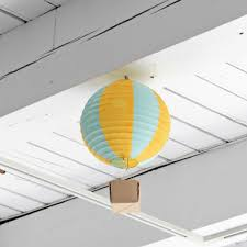 hot air balloon decorations how to hot air balloon party decorations