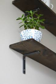 Wood Shelf Support Design by Best 25 Shelving Brackets Ideas On Pinterest Shelf Brackets