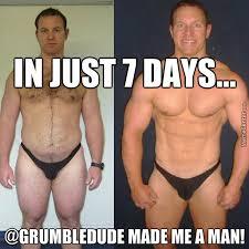 Muscle Man Meme - charles fatless meme memes and humor