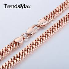 mens rose gold necklace images Best rose gold filled chain products on wanelo jpg