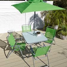 4 Seater Patio Furniture Set - bahama seater garden furniture set departments diy at b u0026q