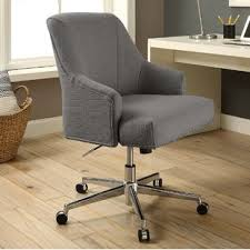 Office Desk Chairs Fabric Desk Chair With Wheels Wayfair