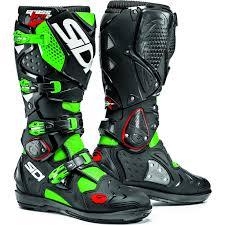 motocross boots ebay sidi crossfire 2 srs motocross boots dirt bike moto x quad cross