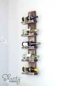 wine rack small wall mounted wine and glass rack iron find this