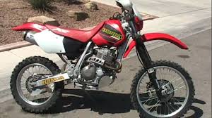 honda xr400r youtube