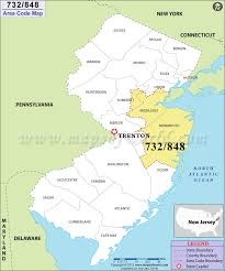 jersey area code map 732 area code map where is 732 area code in jersey