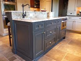 blue kitchen island cabinets kitchen with message center and bench seat in delaware