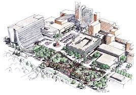 General Hospital Floor Plan Landscape Architecture Master Plans Virginia Burt Designs