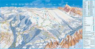 Piste Maps For Italian Ski by Brixen Piste Map