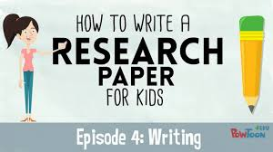 how write a research paper how to write a research paper for kids episode 4 writing a how to write a research paper for kids episode 4 writing a draft