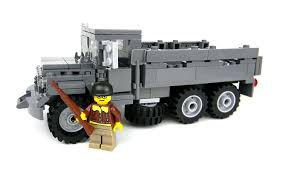 lego army jeep instructions amazon com us army m35 truck made with real lego bricks battle