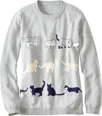 cat sweater kitten sweaters for cat themed clothing