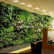 imitation plants home decoration new design artificial plants wall for home frame dongyi