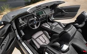 bmw inside 2017 2017 bmw m6 convertible interior top mustcars com