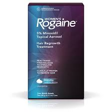 amazon com women u0027s rogaine treatment for hair loss u0026 hair