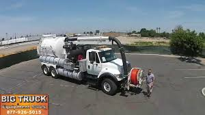 2006 international vactor 2112 sewer vac truck for sale youtube
