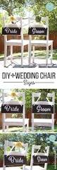 Wedding Chair Signs Diy Wedding Chair Signs Diy Do It Your Self