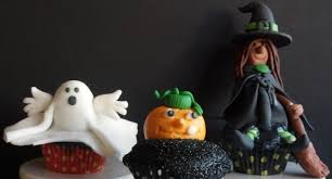 witch cupcakes just sugar coat it