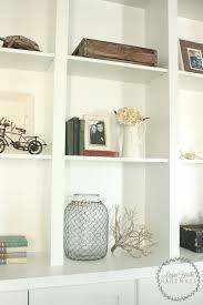 on the shelf accessories bookshelf decorating a work in progress megan handmade
