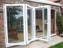 10 Foot Patio Door 12 Ft Four Pane 3590mm X 2090mm Bi Fold Plus Stock Door In White