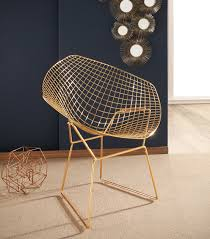 Gold Accent Chair Chairs Iron Accent Chair Gold
