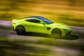 aston martin vantage 2019 aston martin vantage revealed a predator in shark u0027s clothing