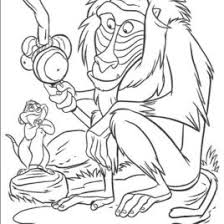 disney coloring pages lion king archives mente beta