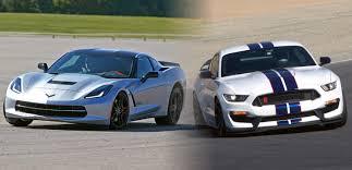 corvette z51 vs z06 2016 shelby gt350 vs chevrolet corvette z51 ford authority