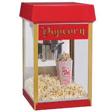 popcorn rental machine mobile popcorn and party rentals