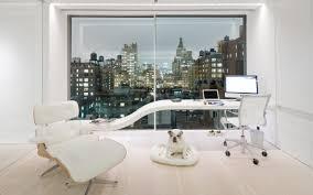 Minimalist Office Furniture Furniture Wonderful Minimalist Desk With Large Glass Window And
