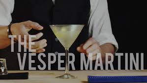 james bond martini glass how to make the vesper martini best drink recipes youtube