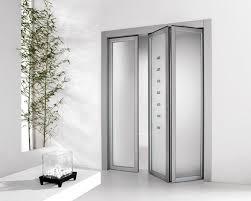 Glass Bifold Closet Doors Best Modern Bifold Closet Doors Door Styles