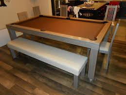 dining room pool table combo pool and poker table combo good poker table combination dining