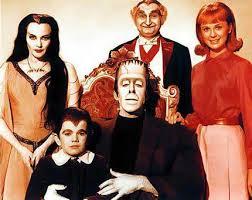 imagenes de la familia herman monster the munsters tv show back 2 retro