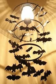 Pinterest Diy Halloween Decorations - diy halloween diy spooky bat chandelier diy halloween decor