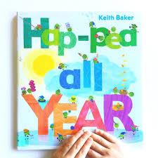 hap hap pea all year